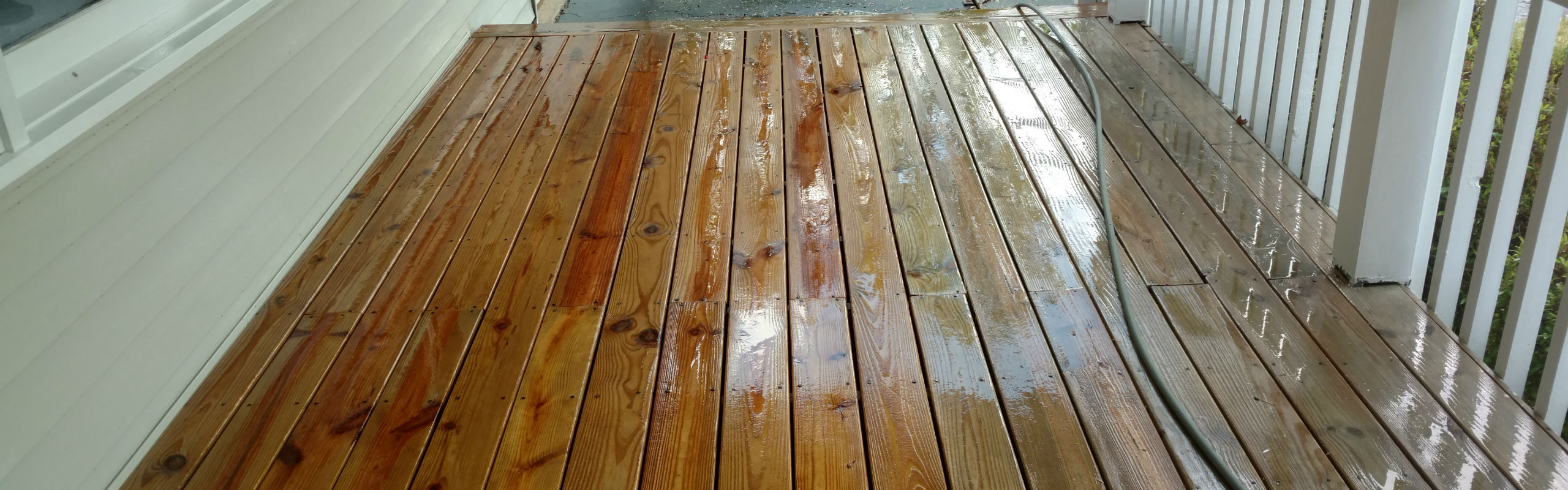 Asheville Deck and Outdoor Furniture Cleaning